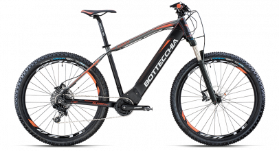 "BE 55 WATT E-MTB 27,5"" ALLOY SRAM NX1 11S BROSE"